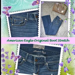 EUC | Vintage American Eagle Original Boot Stretch